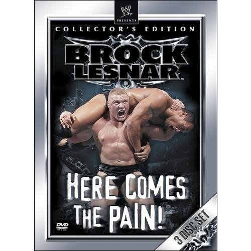 WWE: Brock Lesnar - Here Comes The Pain (Full Frame)