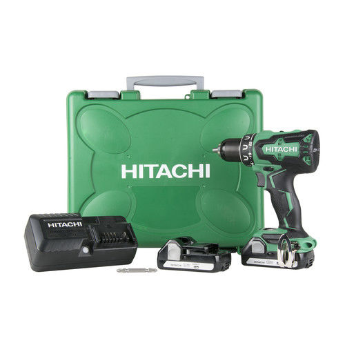 Hitachi DS18DBFL2 18V Lithium Ion Brushless Driver Drill