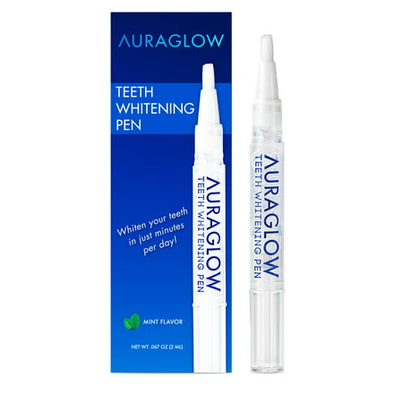 Auraglow Teeth Whitening Pen Now 13 45 Was 21 94 Swaggrabber