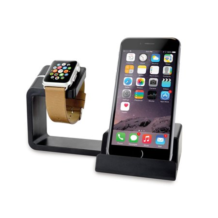 Cygnett OnCharge Duo Charging Station for Apple Watch - Black