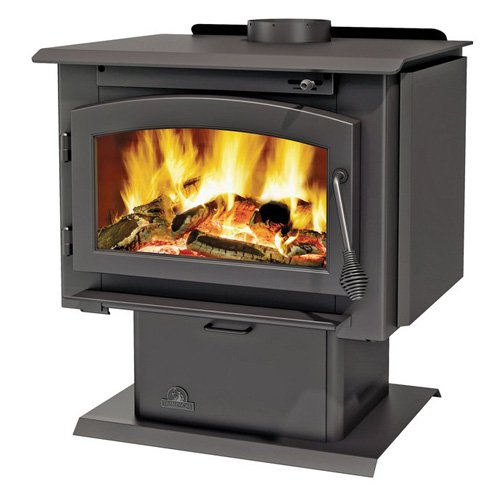 Pleasant Hearth 2,200 sq ft Wood Burning Stove with Blower, Large,  LWS-130291 - Walmart.com - Pleasant Hearth 2,200 Sq Ft Wood Burning Stove With Blower, Large