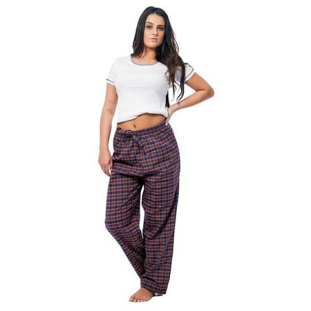 Skulls Lounge Pants (Up2date Fashion's Women's Woven Lounge Pants / Sleep Pants / Pajama Bottoms)