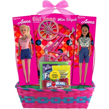 Dolls and bike easter basket walmart dolls and bike easter basket negle Choice Image