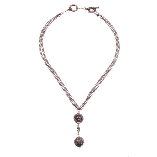 Glamour Necklace by Women's Bean Project