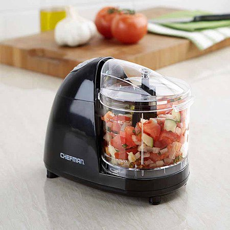 Chefman 1.5-Cup Electric Food Chopper