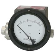MIDWEST INSTRUMENT 240-SC-02-O(JAA)-20P Pressure Gauge,0 to 20 psi