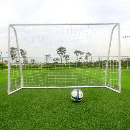 UBesGoo 8' x 5' x 2.7' Portable Soccer Goal, Kids/Children ...