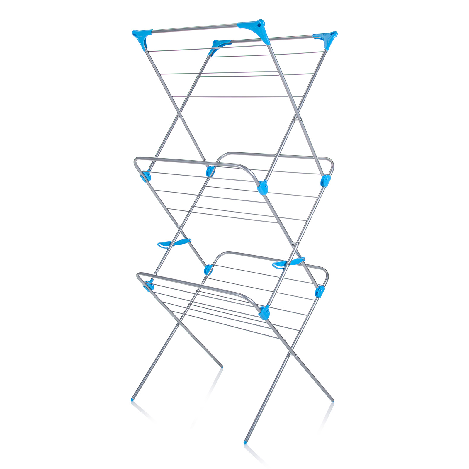 Minky 3 Tier Concertina Drying Rack