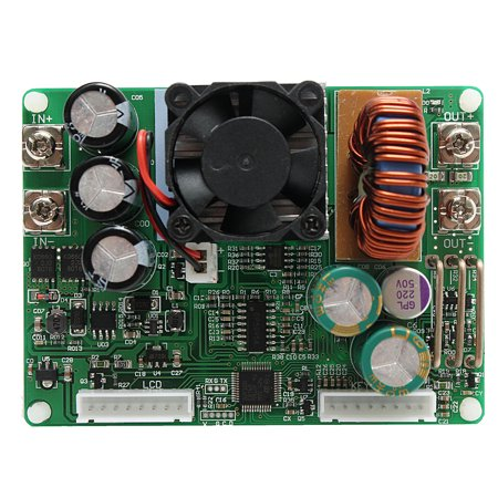 DPS5015 LCD Constant Voltage Current Step-down Programmable Power Supply Module - image 4 of 5