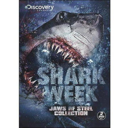 Shark Week: Jaws Of Steel Collection ()