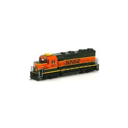 - Athearn HO Scale EMD GP35 Burlington Northern Santa Fe BNSF #2510 Locomotive