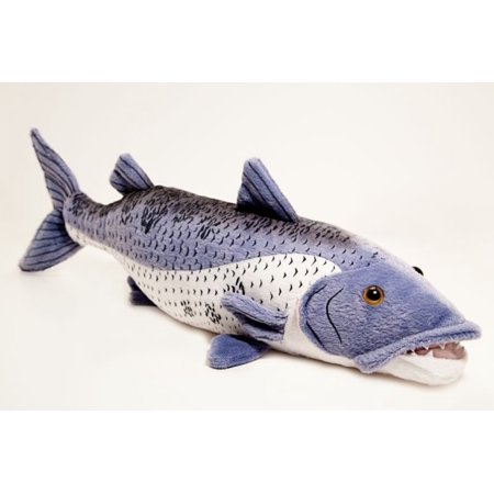 Barracuda -  17 inch Cabin Critters Stuffed Animal -  Saltwater Fish Collection ()