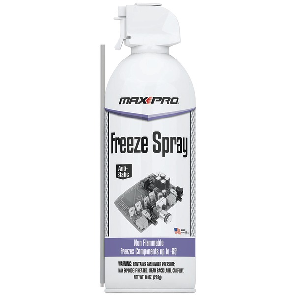 Max Pro FR Blow Off Freeze Spray