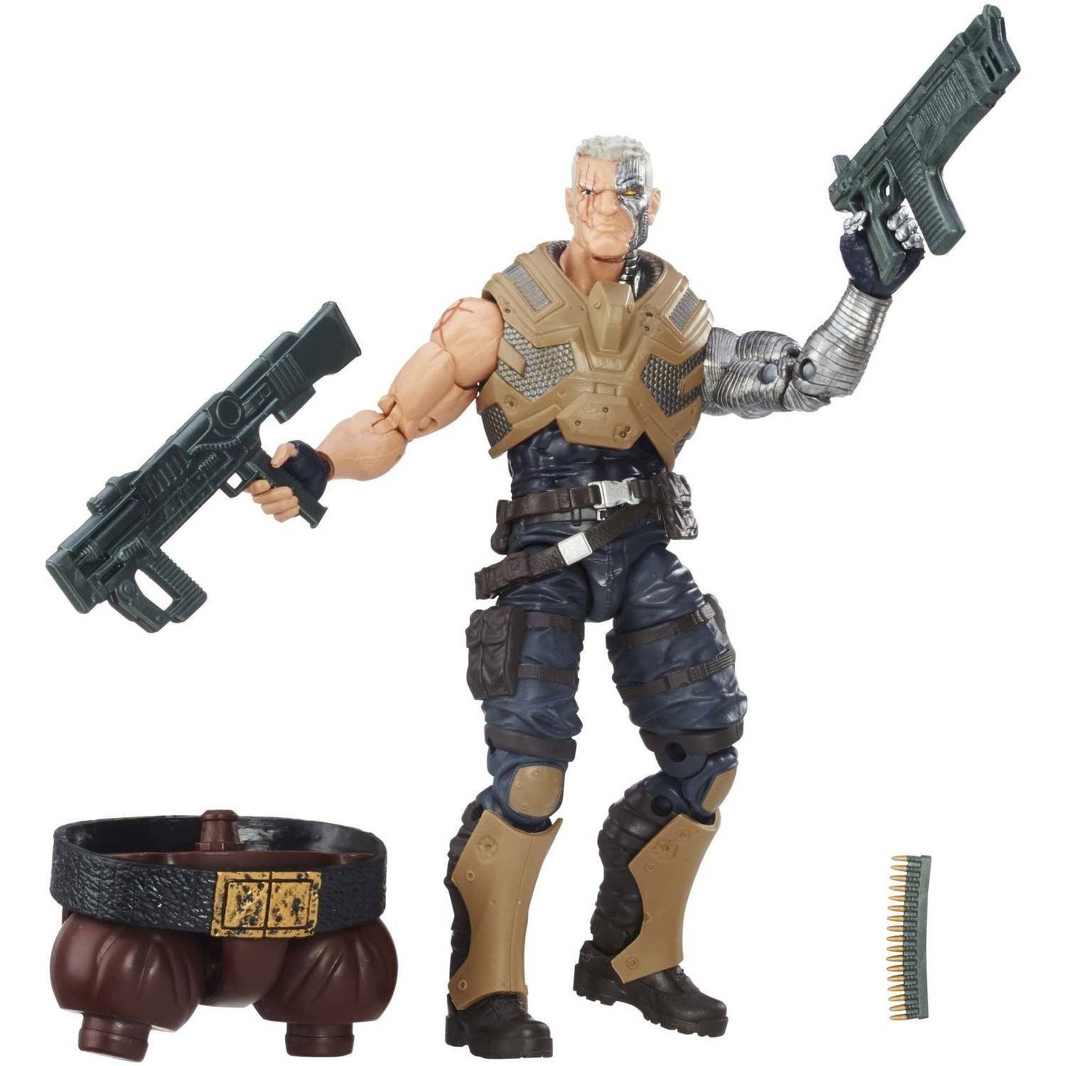 "Marvel 6"" Legends Series Cable"