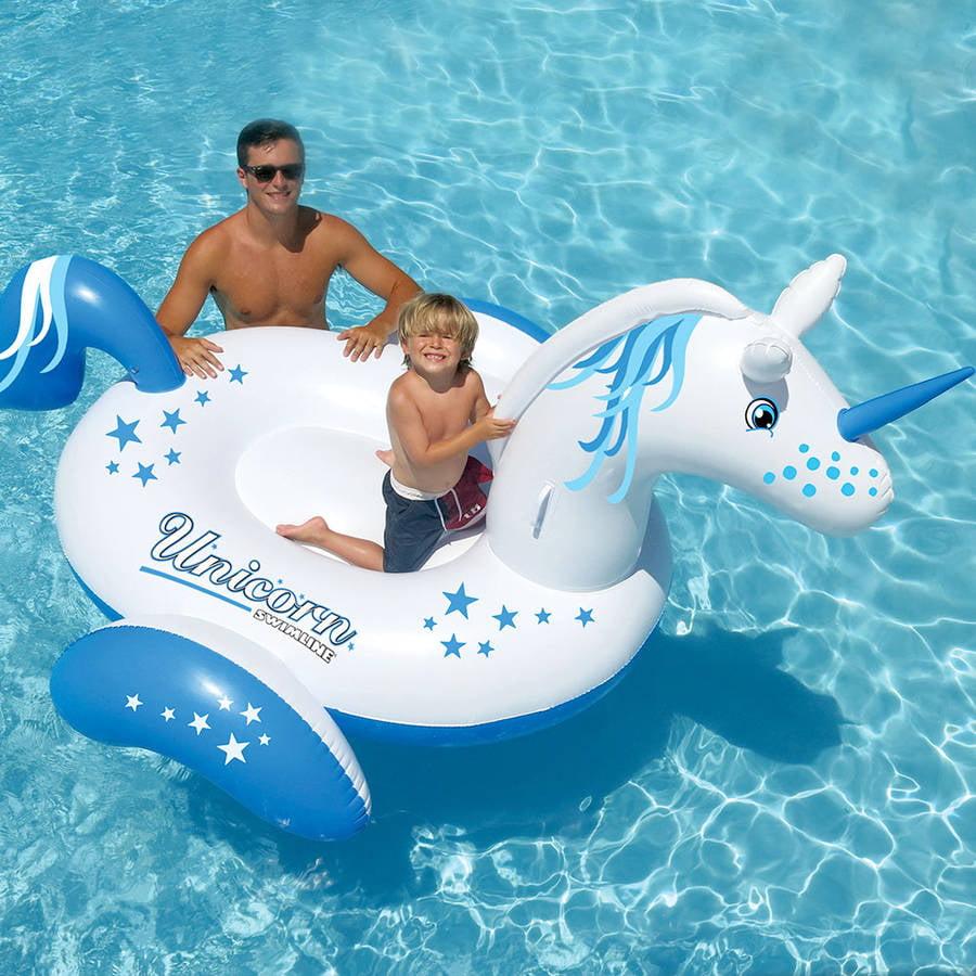 Swimline Giant Unicorn Pool Float for Swimming Pools by Swimline
