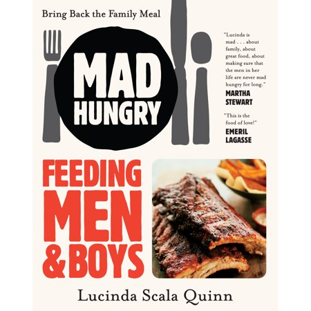 Mad Hungry   Feeding Men And Boys