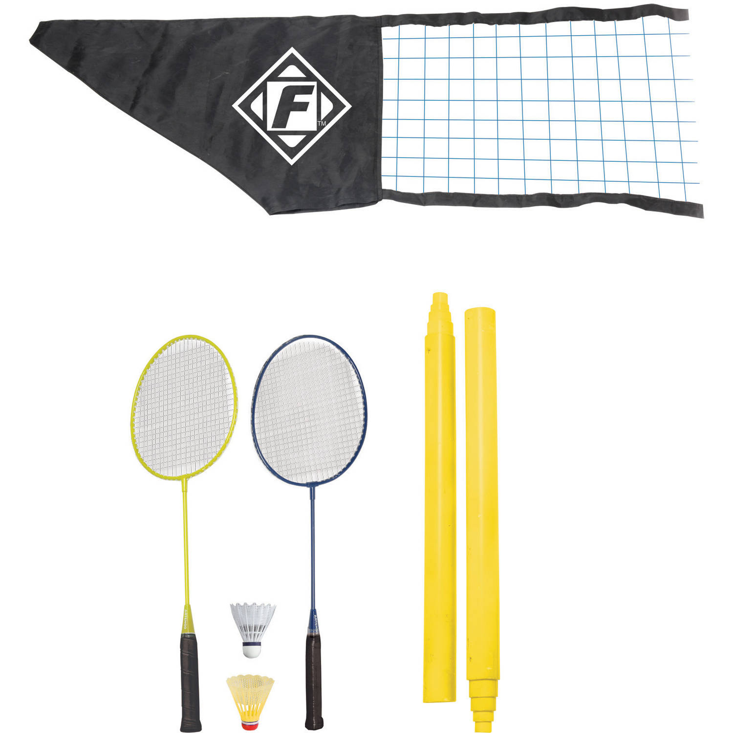 Franklin Sports Quik-Set Badminton Set by Franklin Sports