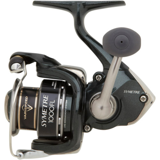 Shimano SY1000FLC Fishing Symetre 1000 Fl Spin Reel Clam Fishing Spinning Reel Multi-Colored
