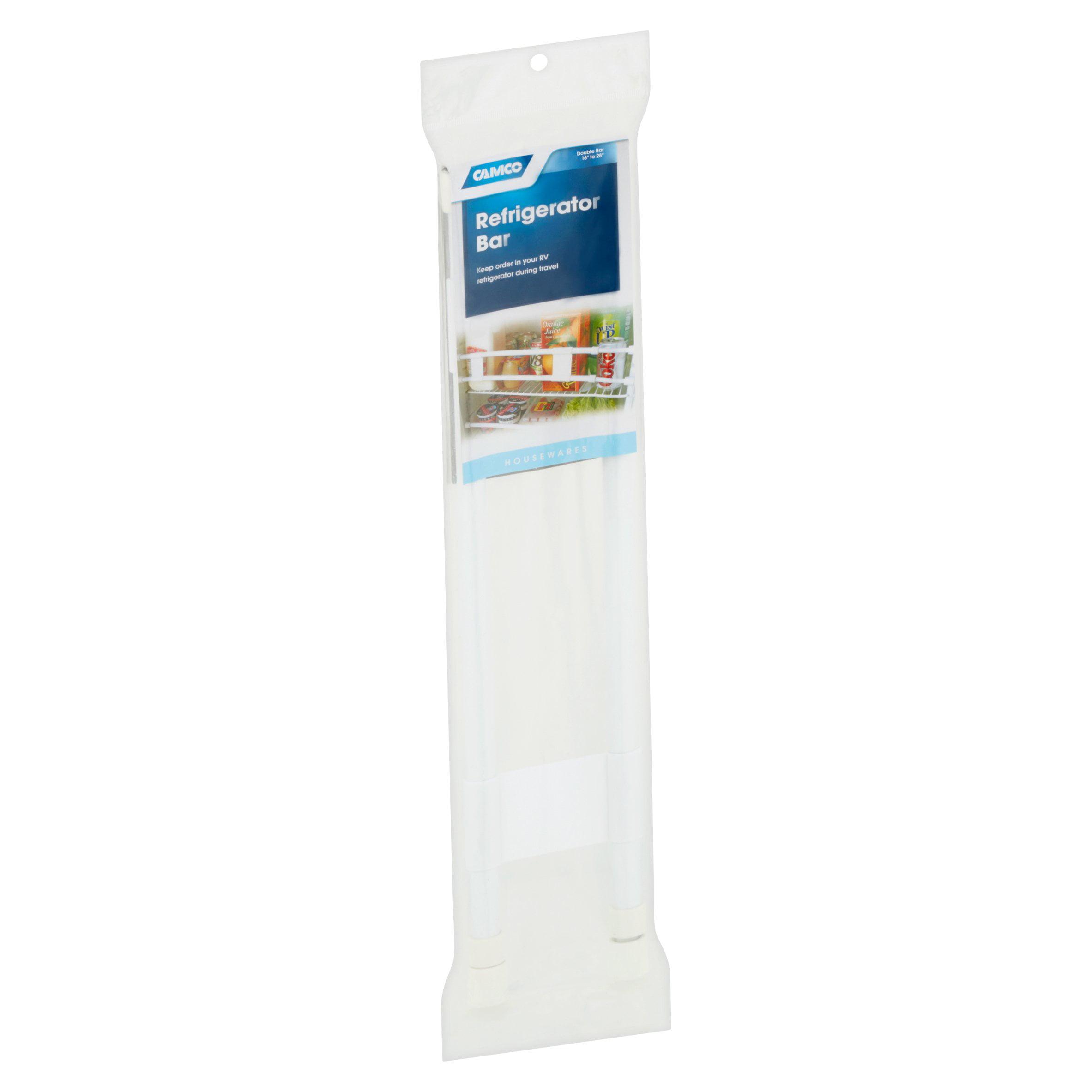 0175189e08 Camco Double Refrigerator Bar - Walmart.com