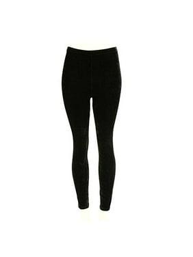 00eaa813adbfc Product Image TD Women's Ultra Soft Velvet Stretch Winter Leggings (S,  Black)