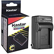 Kastar Travel Charger for Nikon EN-EL9, EN-EL9a, MH-23 work with Nikon D3000, D5000, D40, D60, D40X SLR Camera (Nikon D40 D40x For Dummies)