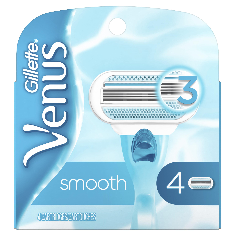 Gillette Venus Close & Clean Women's Razor Blades (Choose Count)