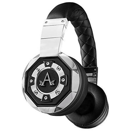 A11 - A-AUDIO A11 Chrome on ear headphones Denon AVC -A11-SR (Denon On Ear Headphones)
