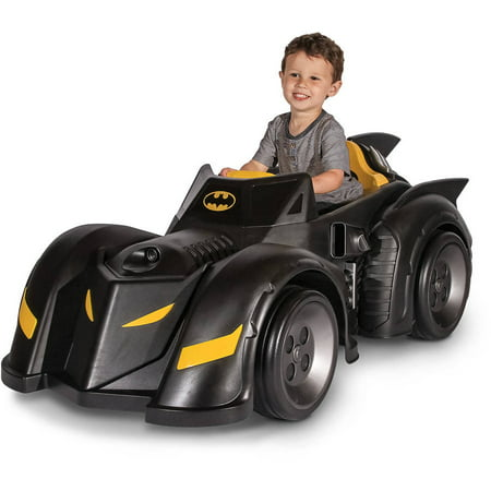 Walmart: Batman Batmobile 6-Volt Battery-Powered Ride-On Only $99