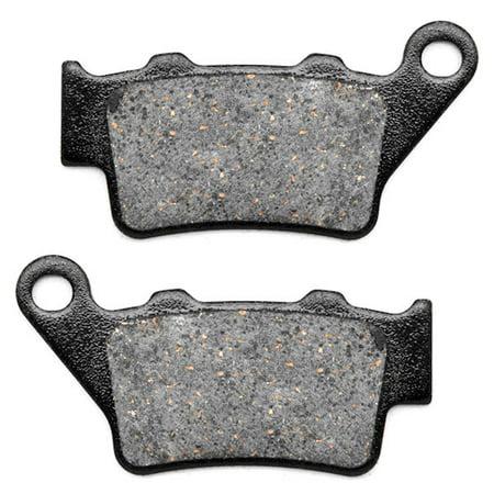 KMG Rear Brake Pads for 2005 KTM SMC 625 - Non-Metallic Organic NAO Brake Pads Set - image 4 de 4