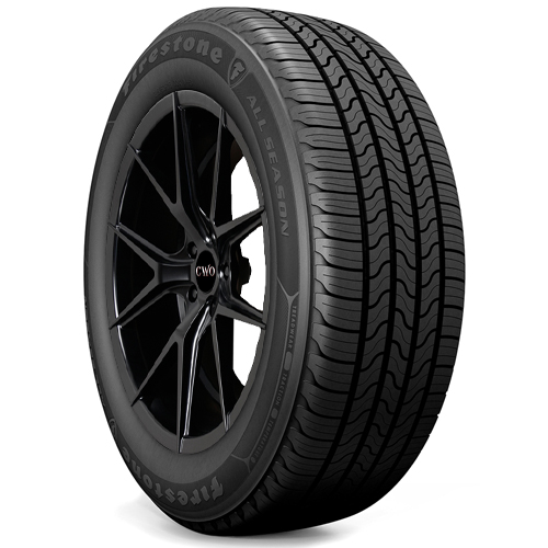 225 60r16 Firestone All Season 98t Bsw Tire Walmart Com