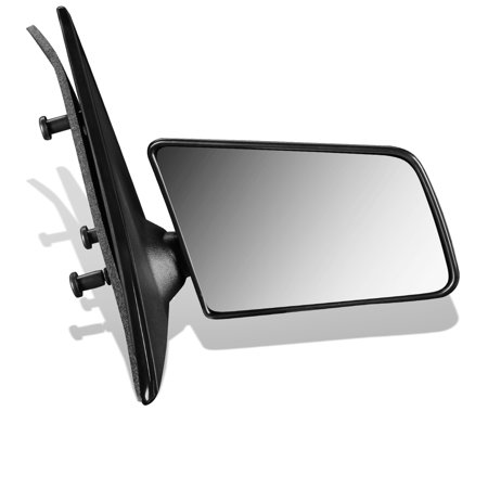 For 1994 to 2004 Chevy S10 Pickup GMC Sonoma OE Style Manual Passenger / Right Mirror 15977934 95 96 97 98 99 00 01 02 03