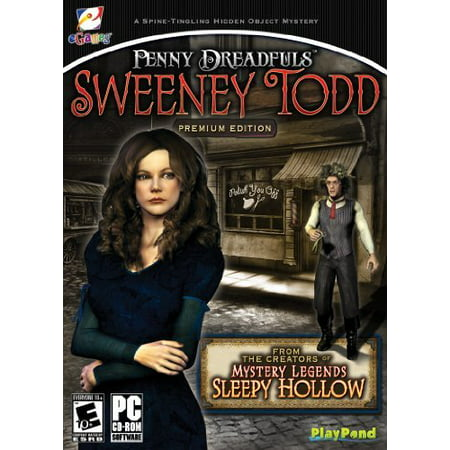 Penny Dreadfuls Sweeney Todd (PC)