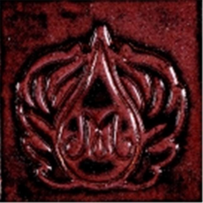 Mayco Stoneware Glaze - 16 Oz.  - Speckled Plum