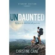 Undaunted Student Edition - eBook