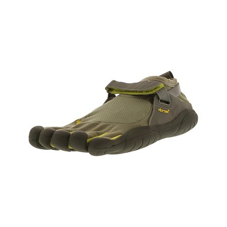 Vibram Five Fingers Women's Kso Grey / Palm Clay Ankle-High Training Shoes -