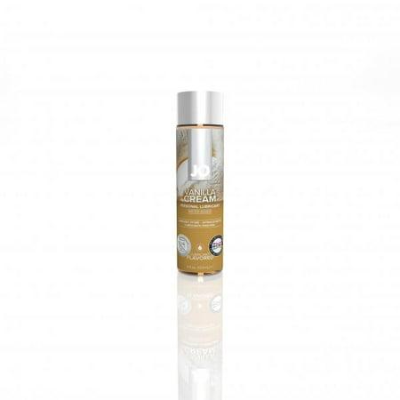 Jo H2o Vanilla 4 Oz Flavored Lubricant