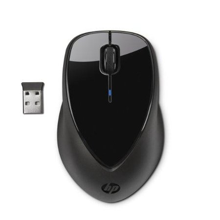Hewlett Packard Company Hp Wireless Mouse X4000 Laser Sensor -