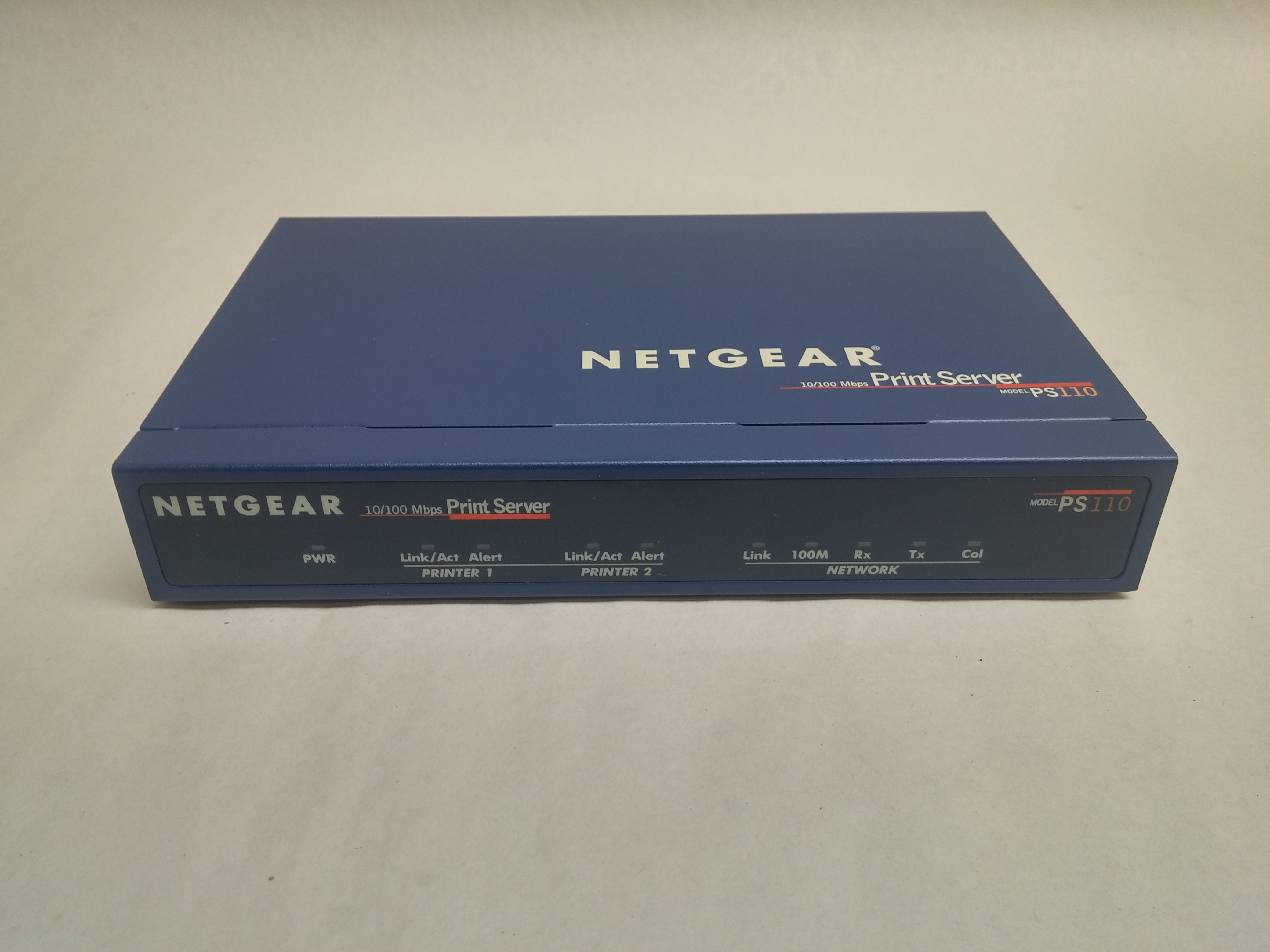 NETGEAR PS110 Print Server Driver for Windows Download