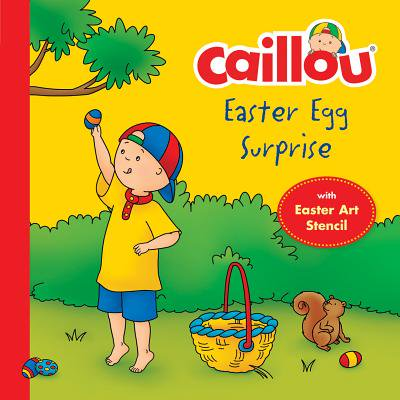 Caillou, Easter Egg Surprise - Halloween Eggs Surprise