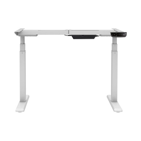 Monoprice Height Adjustable Sit Stand Riser Table Desk