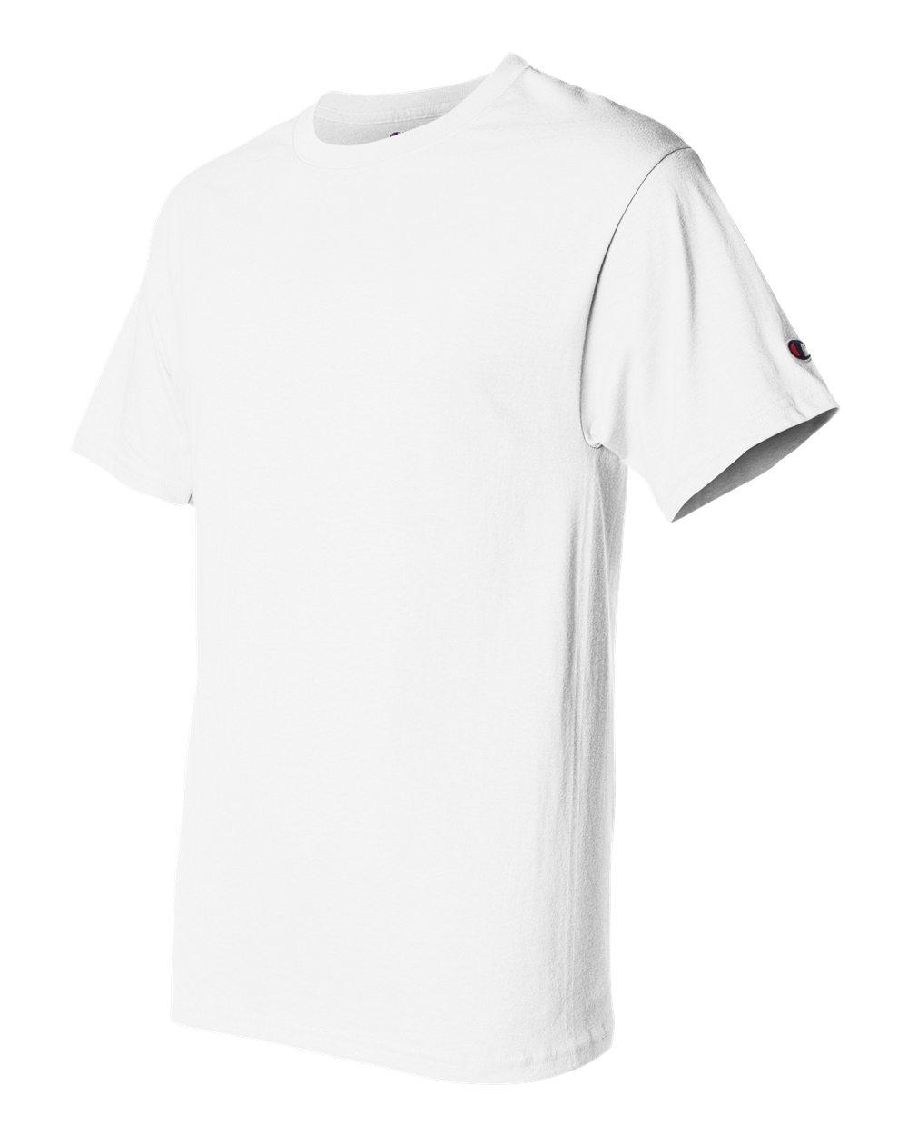 cd6282224 Champion - Champion Men's Tagless Hem Short-Sleeve Comfort T Shirt -  Walmart.com