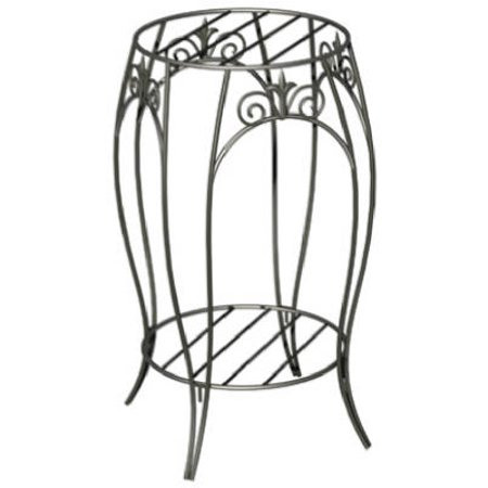 20-Inch Double Classic-Style Plant Stand