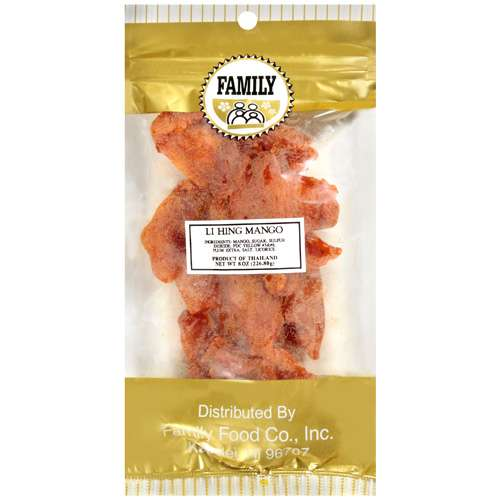 Family Foods Family  Mango, 8 oz