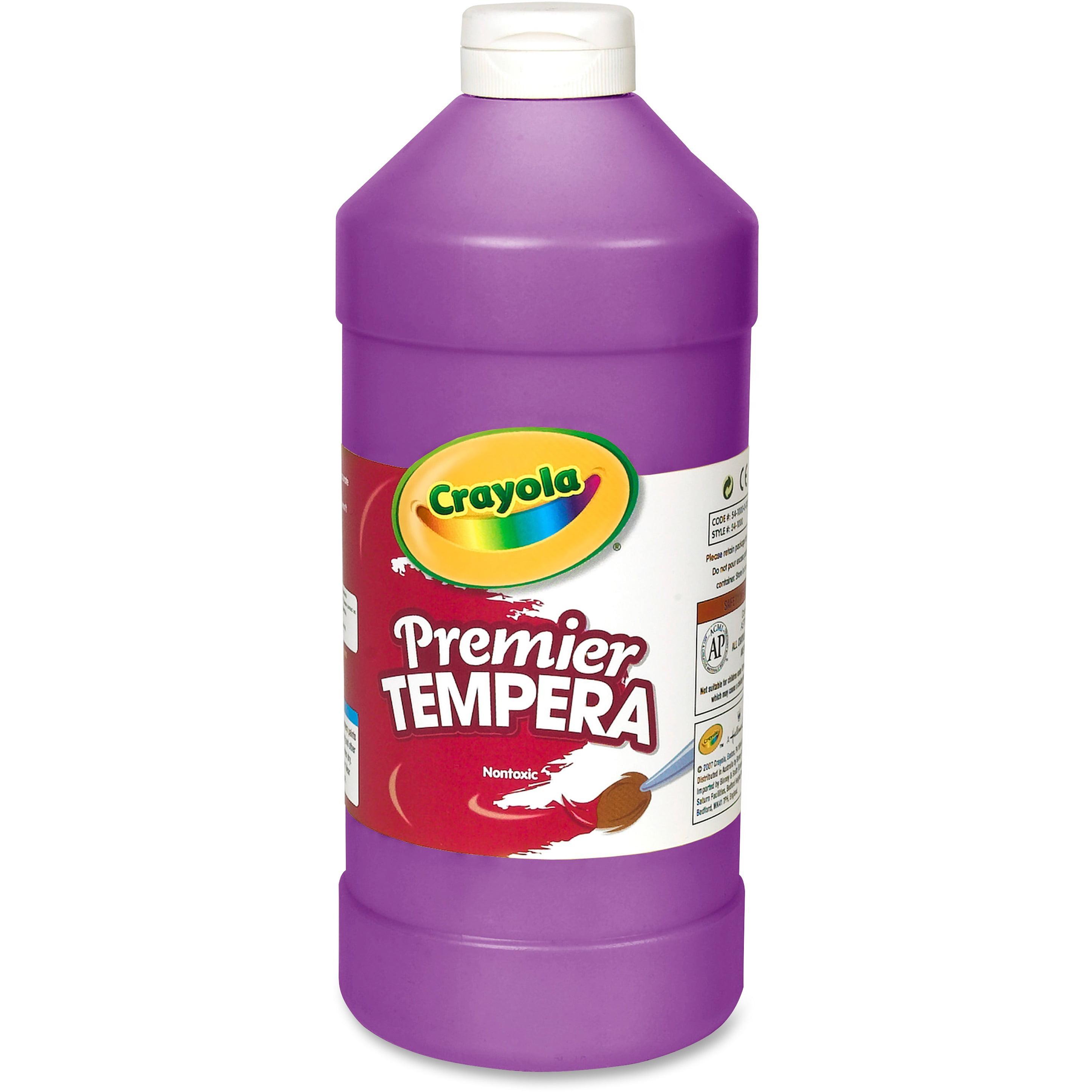 Crayola 32 Oz Premier Tempera Paint, 1 Each