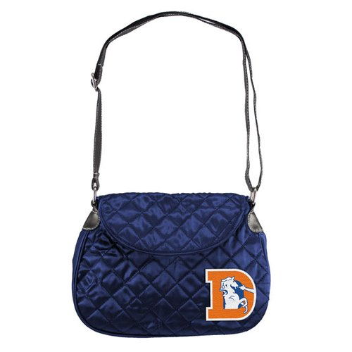 NFL - Denver Broncos Retro Quilted Saddle Bag