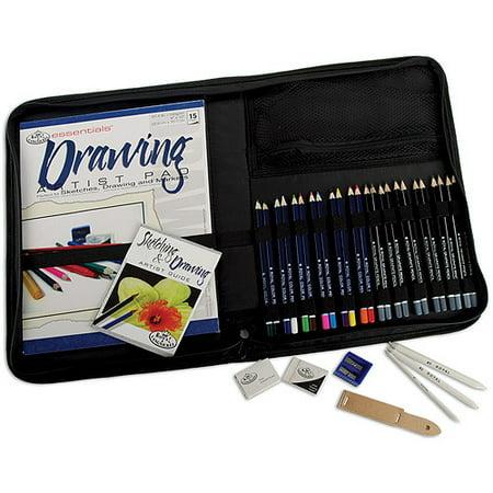 Royal Brush Studio Artist Set, Sketching & Drawing