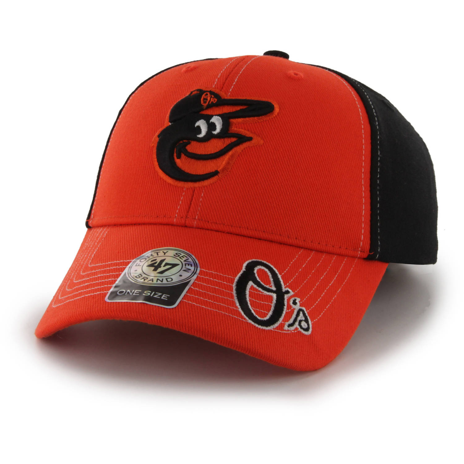 MLB Baltimore Orioles Revolver Cap / Hat by Fan Favorite