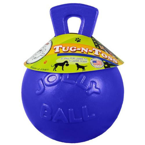 "040326 Mini Tug n Toss 3"", Blue"