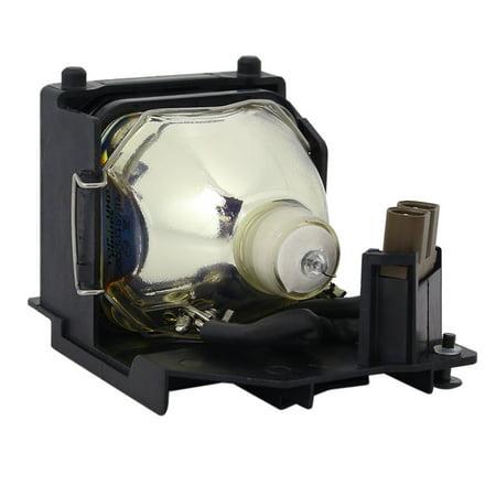 Lutema Platinum for Hitachi CP-RX61 Projector Lamp with Housing (Original Philips Bulb Inside) - image 1 de 5