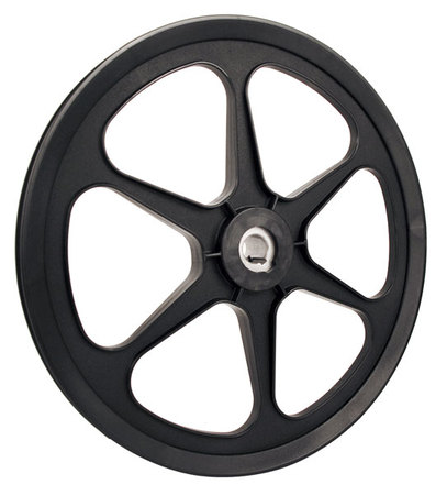 "FENNER DRIVES AFD12458 V-Belt Pulley, 5/8""Fixed, 12.25""OD, Nylon"